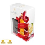 Whisky Johnnie Walker Red Label 0,7l + szklanka chalize
