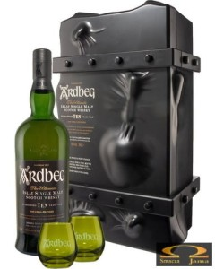 Whisky Ardbeg 10YO Escape Pack 0,7l