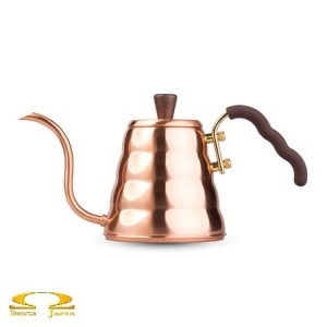 Hario Copper Buono Kettle 900ml New - Czajnik miedziany