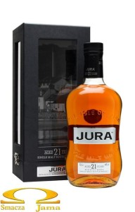 Whisky Isle of Jura 21 YO 0,7l