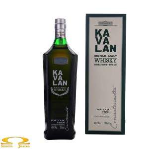 Whisky Kavalan Concertmaster Port Cask Finish 0,7l