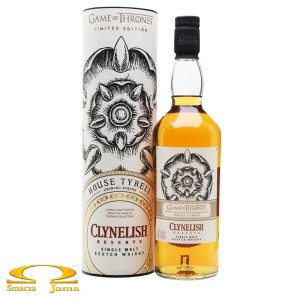 Whisky Clynelish Reserve House Tyrell Gra o Tron  0,7l