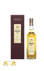Whisky Brora 37YO Destilled 0,7l