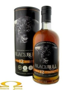 Whisky Black Bull 12 year old 50% 0,7l