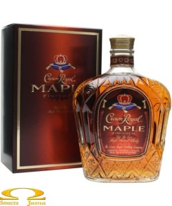 Whiskey Crown Royal Maple 1l
