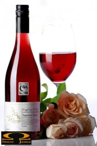 Wino Teliani Valley Saperavi Rose Gruzja 0,75l