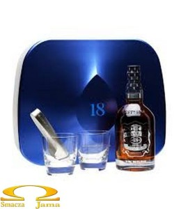 Zestaw Whisky Chivas Regal 18YO Limited Edition by Pininfarina Chapter 2 0,7l + gadżety