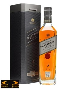 Whisky Johnnie Walker Platinum Label 0,7l