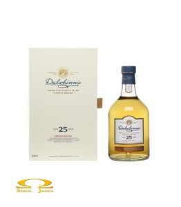 Whisky Dalwhinnie 25YO Destilled 1989 0,7l