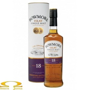 Whisky Bowmore 18 Years Old 0,7l