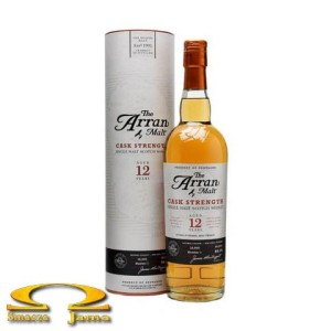Whisky Arran 12YO Cask Strength 0,7l