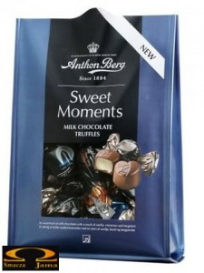 Anthon Berg Sweet Moments Trufle Mleczna Czekolada 165g