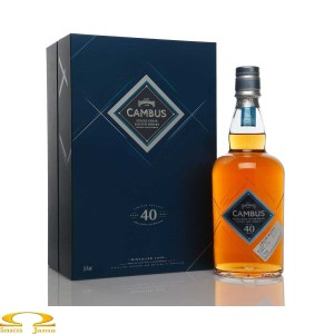 Whisky Cambus 40 YO 1975 0,7l - Special Release 2016
