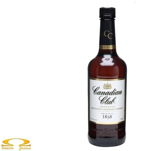 Whisky Canadian Club 0,7l