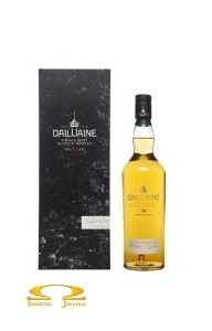 Whisky Dailuaine 34YO Destilled 0,7l