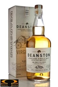 Whisky Deanston Virgin Oak 0,7l 46,3%