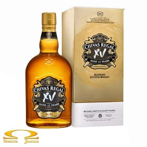 Whisky Chivas Regal XV 15 YO 0,7l