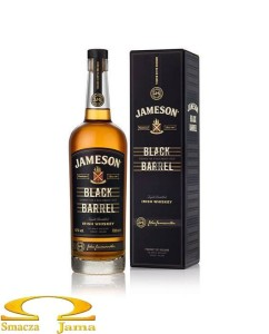Whiskey Jameson Black Barrel 0,7l