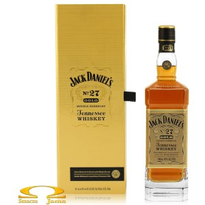 Whiskey Jack Daniel's No. 27 Gold Double Barreled 0,7l