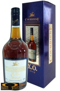 Brandy Courriere XO 0,7l + box