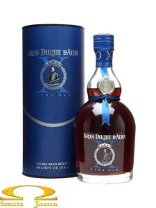 Brandy Gran Duque De Alba XO GB 0,7l