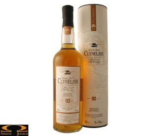 Whisky Clynelish Single Malt 14yo 0,7l
