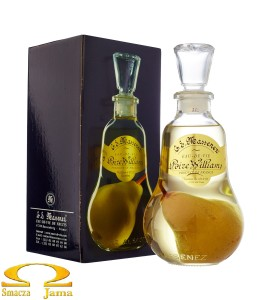 Brandy Poire Williams G. E. Massenez z gruszką 0,7l
