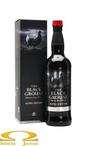 Whisky Black Grouse Alpha Edition 0,7l