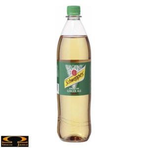 Schweppes American Ginger Ale 1l